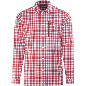 Meru Bossost Functional LS Shirt Men Cherry